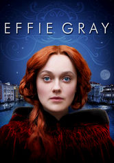 Rent Effie Gray on DVD