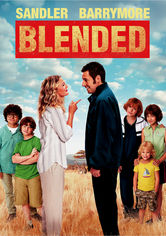 Rent Blended on DVD