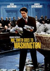 Rent Mr. Smith Goes to Washington on DVD