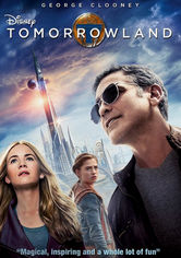 Rent Tomorrowland on DVD