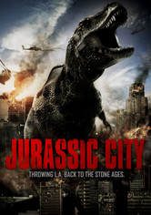 Rent Jurassic City on DVD