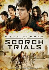 Rent Maze Runner: The Scorch Trials on DVD
