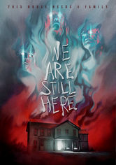 Rent We Are Still Here on DVD