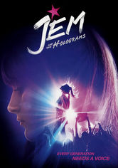 Rent Jem and the Holograms on DVD