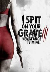 Rent I Spit on Your Grave 3: Vengeance is Mine on DVD