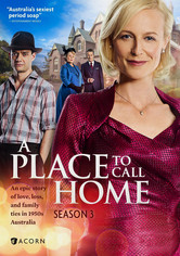 Rent A Place to Call Home: Series 3 on DVD