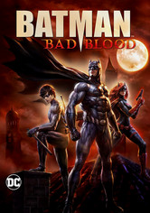 Rent Batman: Bad Blood on DVD