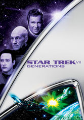 Rent Star Trek: Generations on DVD