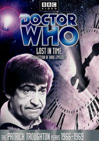 Dr. Who: Lost in Time: Patrick Troughton