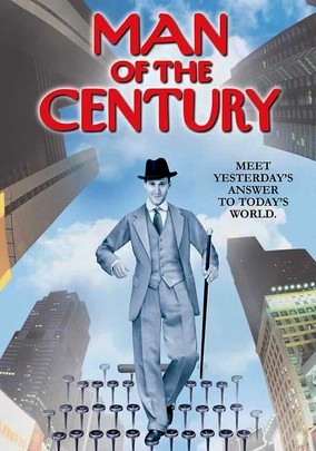 Rent Man of the Century on DVD