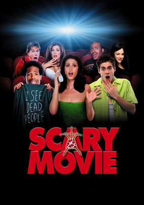 Rent Scary Movie on DVD