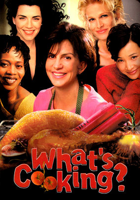 Rent What's Cooking? on DVD
