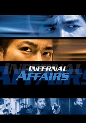 Rent Infernal Affairs on DVD