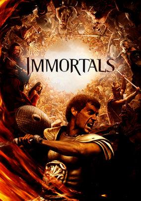 Rent Immortals on DVD