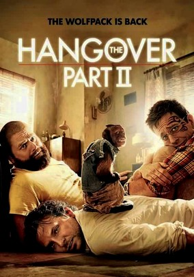 Rent The Hangover: Part II on DVD