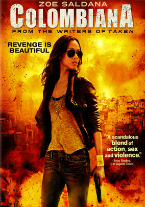 Rent Colombiana on DVD