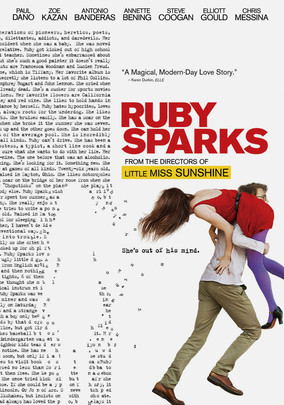 Rent Ruby Sparks on DVD