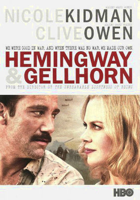 Rent Hemingway & Gellhorn on DVD