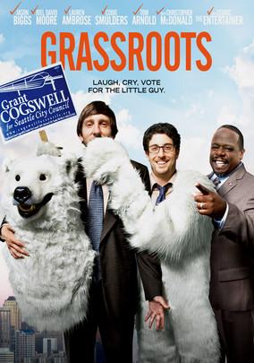 Rent Grassroots on DVD