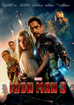 Rent Iron Man 3 on DVD