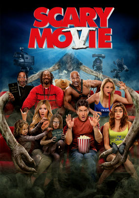 Rent Scary Movie 5 on DVD