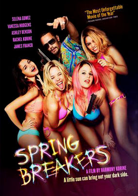 Rent Spring Breakers on DVD