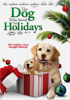 Rent The Dog Who Saved The Holidays on DVD