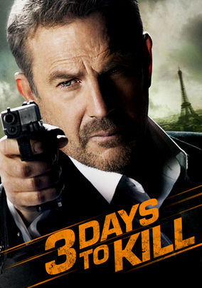 Rent 3 Days to Kill on DVD