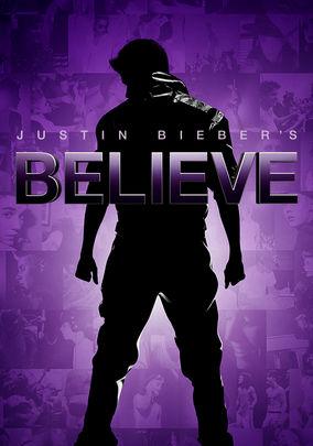 Rent Justin Bieber's Believe on DVD