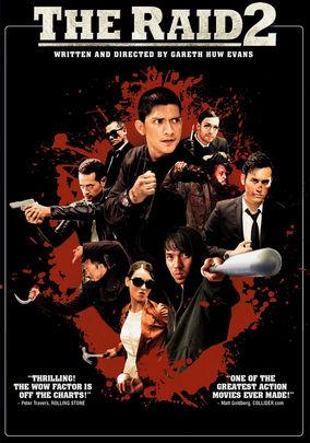 Rent The Raid 2 on DVD