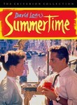 Summertime (1955) box art