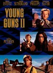 Young Guns II (1990) Box Art