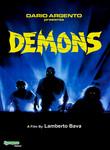 Demons 2 (Dèmoni 2) poster