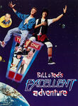 Bill & Ted's Excellent Adventure (1988) box art