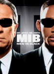 Men in Black (1997) Box Art