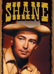 Shane (1953) Box Art