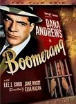 Boomerang! (1947) Box Art