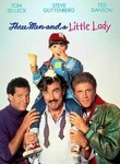 Three Men and a Little Lady (1990) Box Art