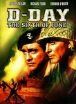 D-Day the Sixth of June (1956) Box Art