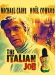 The Italian Job (1969) Box Art