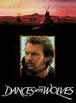 Dances with Wolves (1990) box art