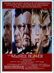 The Whistle Blower (1986) Box Art