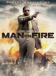 Man on Fire (2004) Box Art