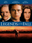 Legends of the Fall (1994) Box Art