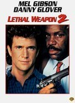 Lethal Weapon 2 (1989) Box Art