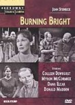 Broadway Theatre Archive: Burning Bright