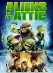 Aliens in the Attic (2009) Box Art