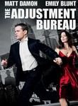 The Adjustment Bureau (2010) Box Art