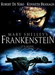 Mary Shelley's Frankenstein (1994) Box Art