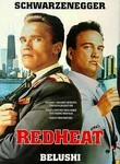Red Heat (1988) Box Art